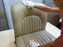autositz risse im leder kitten. Black Bedroom Furniture Sets. Home Design Ideas